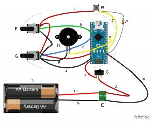 arduino, sardinebox, soudure, kit